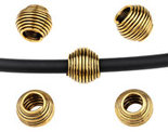 metalen-groot-gat-kraal goud