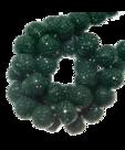 Sparkling beads 6 mm groen
