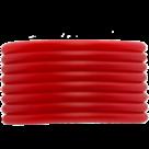 rood rubberkoord 4mm