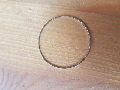 Ronde ring 40mm metaal