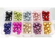 Basispakket miracle beads 3D, diverse kleuren