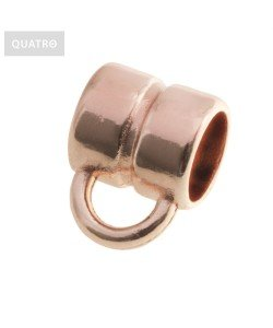 DQ Schuifkraalrose gold 4mm