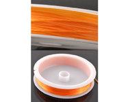 Elastiek 0.5mm Oranje