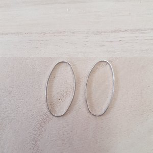 Ovale ring 25x10mm
