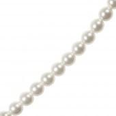 dq glasparel 4mm white shine