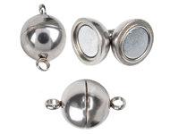 Metalen magnetische sluiting 20x12mm