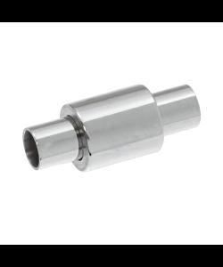Magneetslot voor 4mm leer
