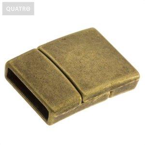 Magneetslot brons